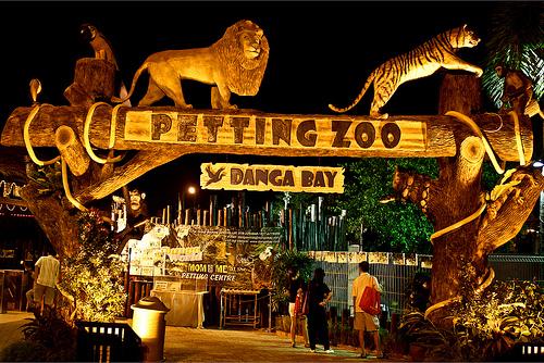 Danga Bay, Johor Bahru, Malaysia